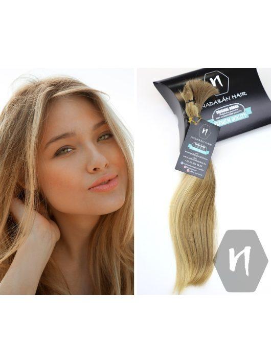 Vágott emberi haj (feldolgozatlan) magyar póthaj 29 cm 38 gramm