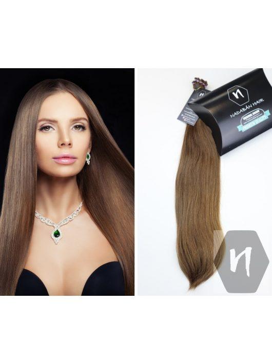 egyenes 40cm európai magyar póthaj hajhosszabbításhoz copf feldolgozetlan 6os szín