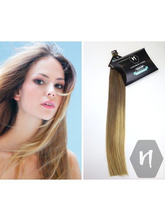Vágott emberi haj (feldolgozatlan) magyar póthaj 55 cm 128 gramm