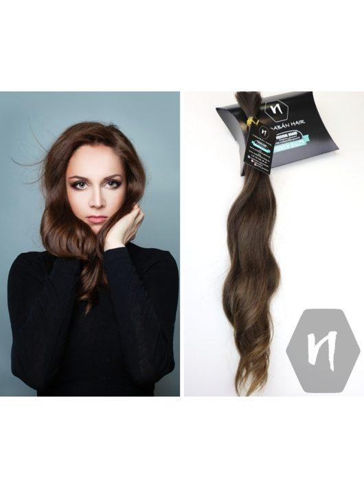 Vágott emberi haj (feldolgozatlan) magyar póthaj 40-44 cm 52 gramm