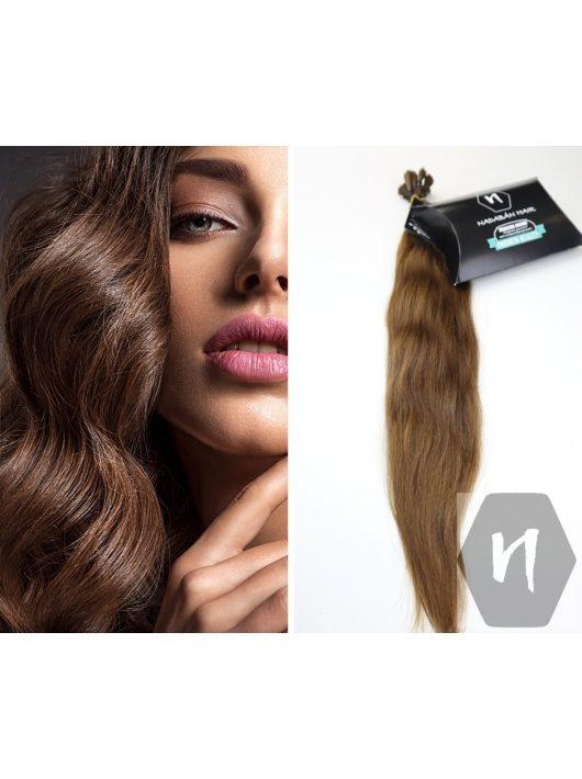 Vágott emberi haj (feldolgozatlan) magyar póthaj 50-60 cm 74 gramm