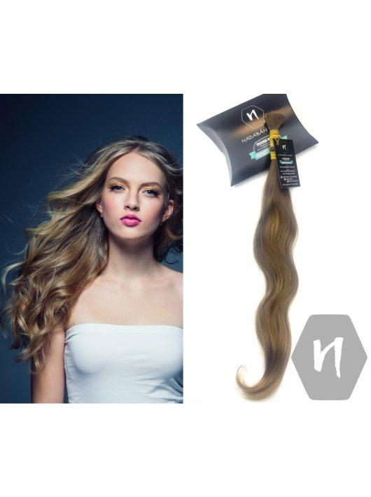 Vágott emberi haj (feldolgozatlan) magyar póthaj 45-50 cm 68 gramm