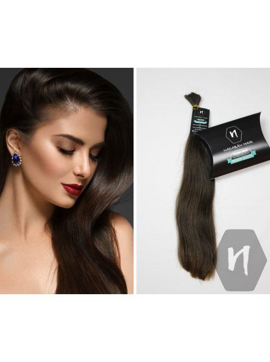 európai magyar póthaj barna natúr haj Nadabán Hair