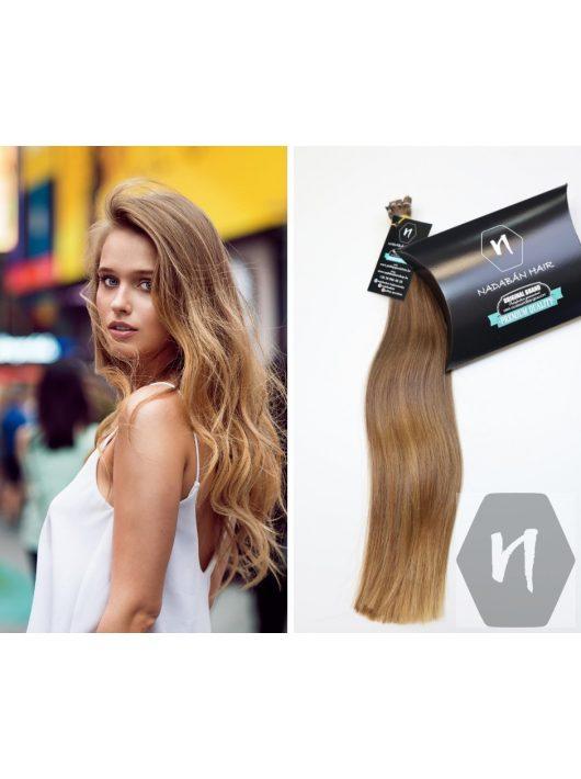Természetes festetlen magyar szőke európai póthaj hajkereskedés