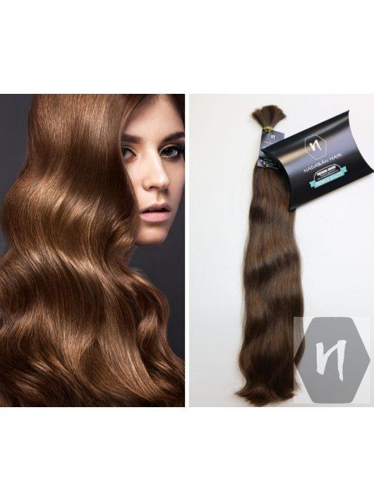 Vágott emberi haj (feldolgozatlan) magyar póthaj 58-60 cm 130 gramm