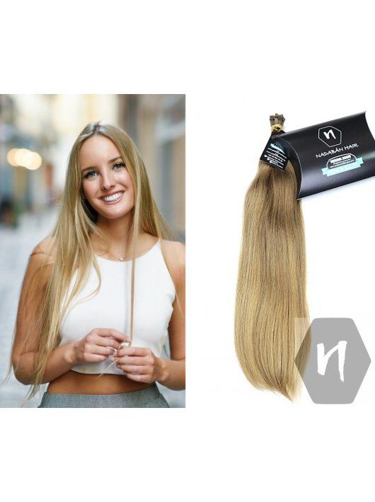 Vágott emberi haj (feldolgozatlan) magyar póthaj 50 cm 124 gramm