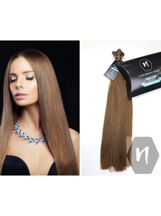 Vágott emberi haj (feldolgozatlan) magyar póthaj 43 cm 118 gramm
