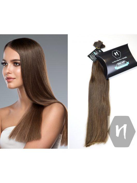 Vágott emberi haj (feldolgozatlan) magyar póthaj 50 cm 110 gramm