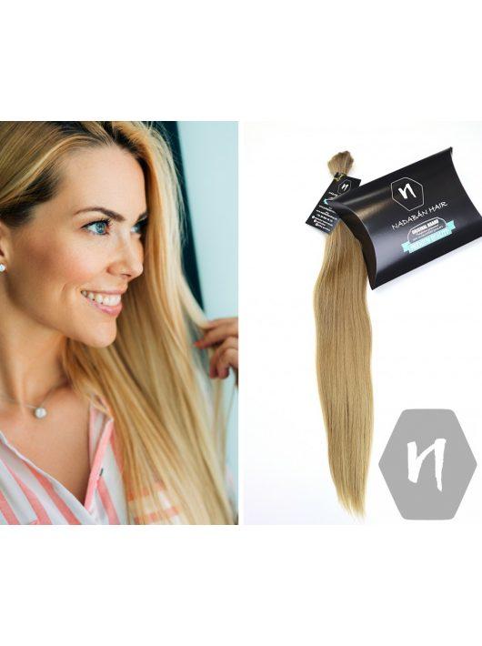 szőke európai póthaj ár hajhosszabbítás natúr póthaj