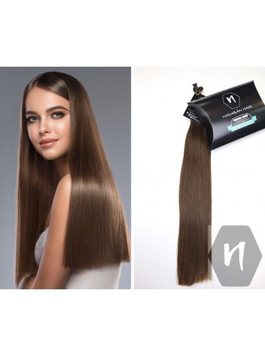 Vágott emberi haj (feldolgozatlan) magyar póthaj 48-50cm 46 gramm