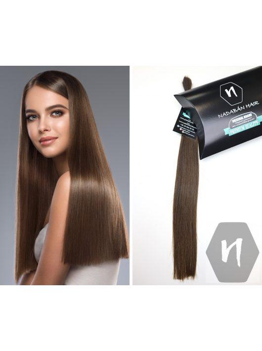 Vágott emberi haj (feldolgozatlan) magyar póthaj 40 cm 14 gramm