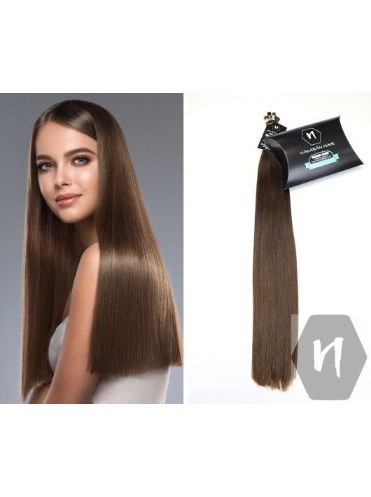 Vágott emberi haj (feldolgozatlan) magyar póthaj 60 cm 104 gramm