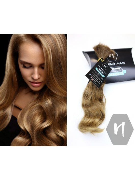 Vágott emberi haj (feldolgozatlan) magyar póthaj 27 cm 42 gramm