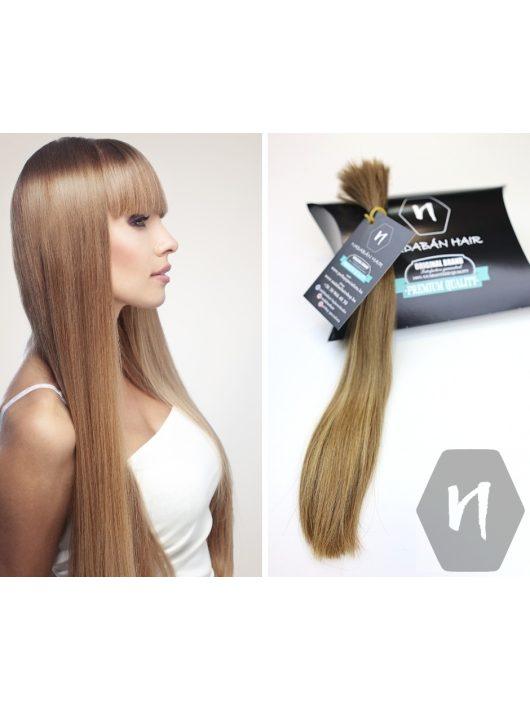 Vágott emberi haj (feldolgozatlan) magyar póthaj 29 cm 22 gramm
