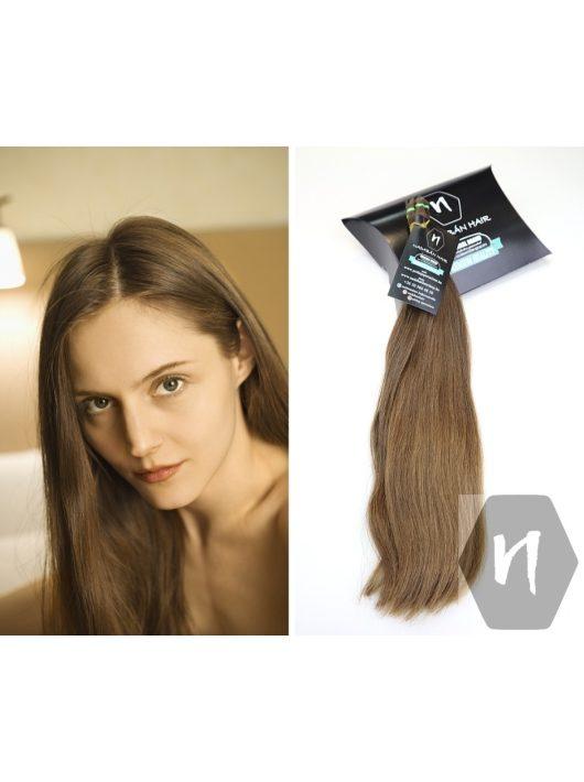 Vágott emberi haj (feldolgozatlan) magyar póthaj 37 cm 72 gramm