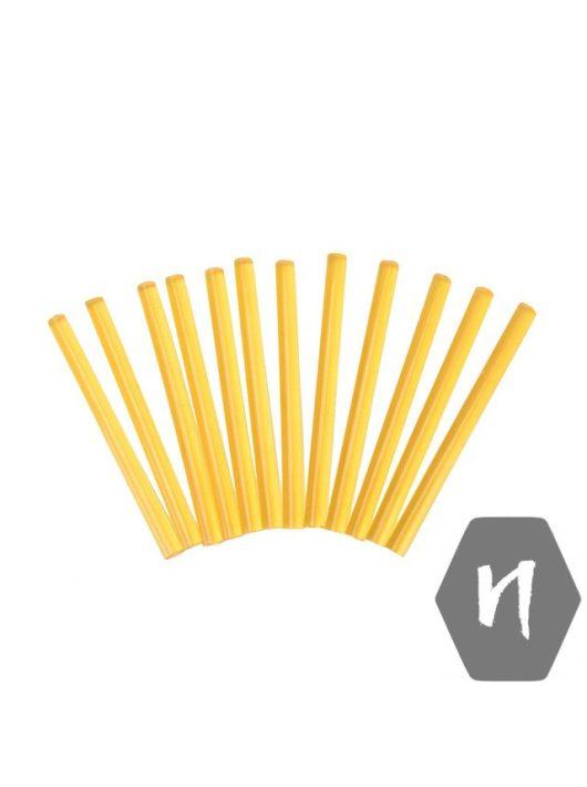 Keratin rúd sárga átlátszó színben