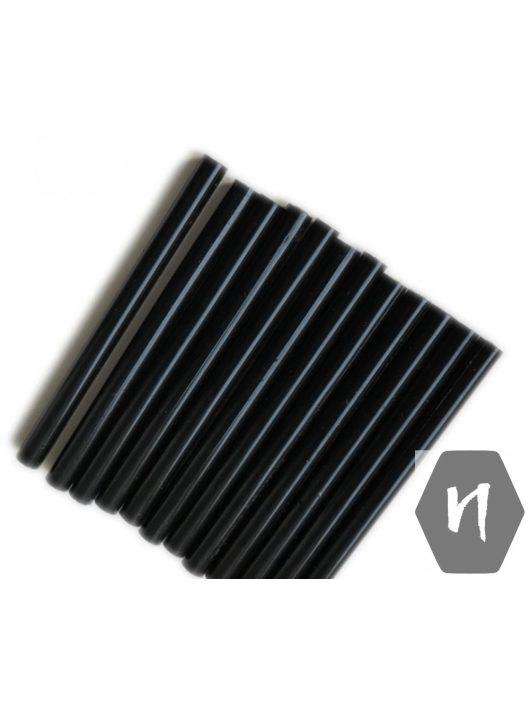 Keratin rúd fekete színben