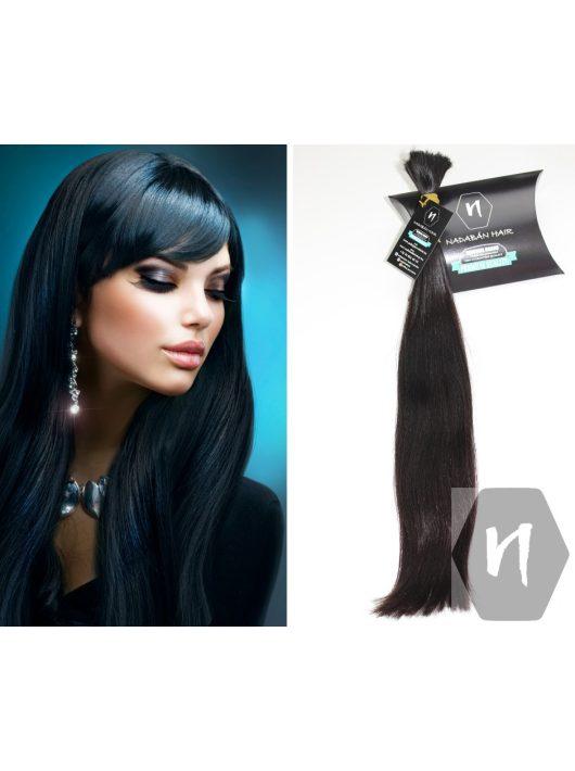 Fekete, sötétbarna póthaj hajhosszabbításhoz ár